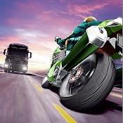 Скрин игры Traffic Rider
