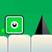 Скрин игры Геометрия даш: Опасные прыжки