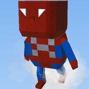 Скрин игры Симулятор Человека паука