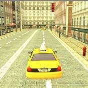 Скрин игры Симулятор такси