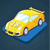 Скрин игры Idle Cars