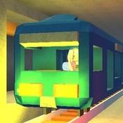 Скрин игры Когама в метро