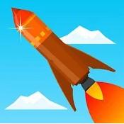 Скрин игры Rocket Sky