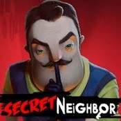 Скрин игры Секрет соседа