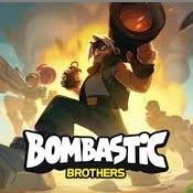 Скрин игры Бомбастик бразерс