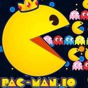 Скрин игры Пакман ио