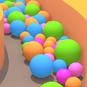 Скрин игры Sand Balls