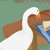 Скрин игры Симулятор гуся