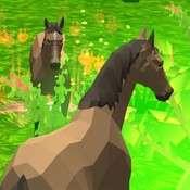 Скрин игры Симулятор лошади