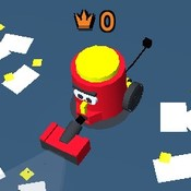 Скрин игры Симулятор уборщика