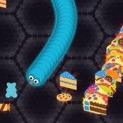 Скрин игры Сладости для червячка