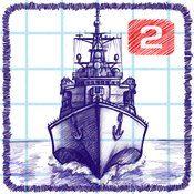 Скрин игры Морской бой 2