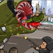 Скрин игры Подземный гигант