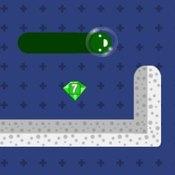Скрин игры Самоцветы для червячка