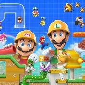 Скрин игры Super Mario Maker