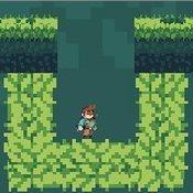 Скрин игры Пиксельный побег