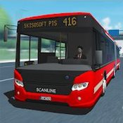 Скрин игры Public Transport Simulator
