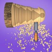 Скрин игры Woodturning