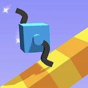 Скрин игры Draw Climber