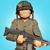 Скрин игры Idle Army Base
