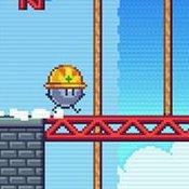 Скрин игры Пиксельная история