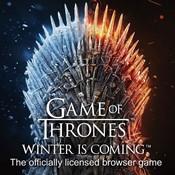 Скрин игры Игра престолов: Зима близко