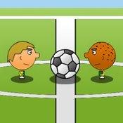 Скрин игры Футбол головами на двоих
