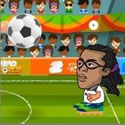 Скрин игры Футбольный батл