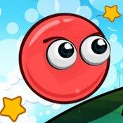 Скрин игры Красный шар навсегда 2