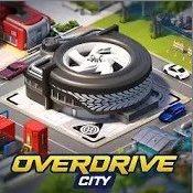 Скрин игры Overdrive City