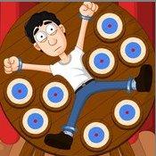 Скрин игры Антистресс: Человек мишень