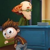 Скрин игры Бродилки для девочек по школе