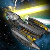 Скрин игры Lego Star Wars: Войны клонов