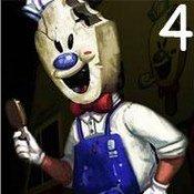 Скрин игры Мороженщик 4