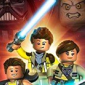 Скрин игры Пазлы Лего Звёздные войны