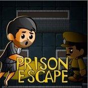 Скрин игры Тайный побег из тюрьмы