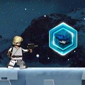Скрин игры Звездные войны Лего: Бродилка