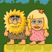 Скрин игры Адам и Ева: Вперёд