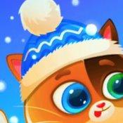 Скрин игры Котик Бубу: Котенок