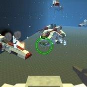Скрин игры Лего Звездные войны Когама
