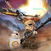 Скрин игры Лего Звездные войны: Пробуждение силы