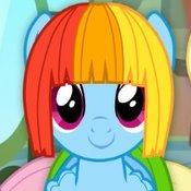 Скрин игры Пони: Креатор стиля