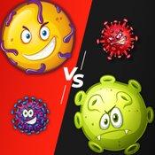 Скрин игры Война вирусов