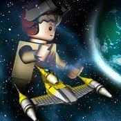 Скрин игры Звездные войны: Повстанцы Лего