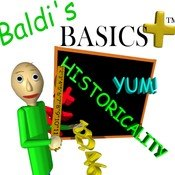 Скрин игры Baldi's Basics Plus
