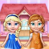 Скрин игры Большой дом для кукол