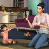 Скрин игры Симс 4: Дети