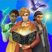 Скрин игры Симс 4: Мир магии
