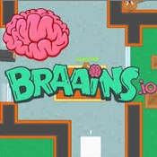 Скрин игры Браинс ио