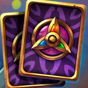 Скрин игры Хранители карт и магии